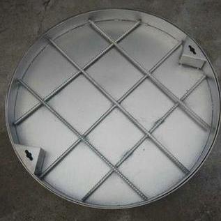 圆形不锈钢隐形井盖现货